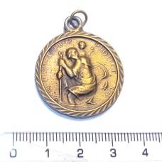 Přívěsek Sv. Kryštof Christophorus, m. Lycia