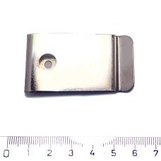 Opaskový klip na pouzdro 30x50mm