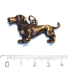 Přívěsek pes Jezevčík