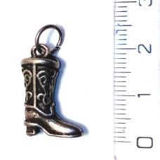 Přívěsek Kovbojská bota