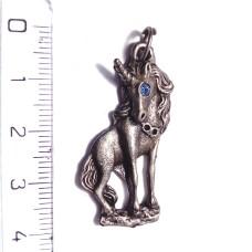 Přívěsek Kůň - jednorožec